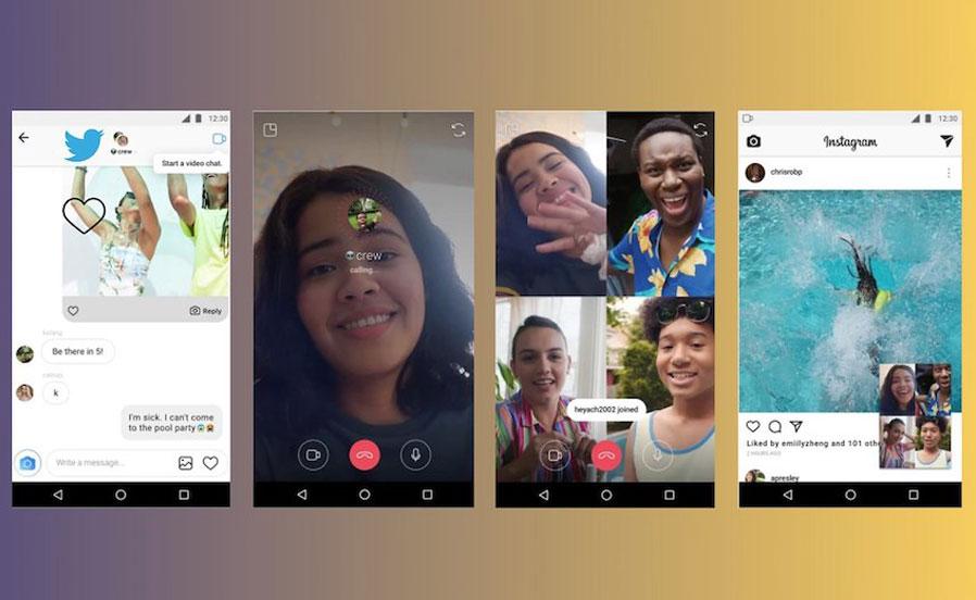 Instagram Görüntülü Konuşma Dönemi Başladı!