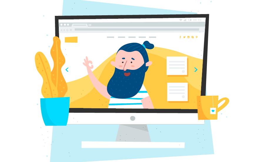 E-Ticarette Ana Sayfanın Önemi
