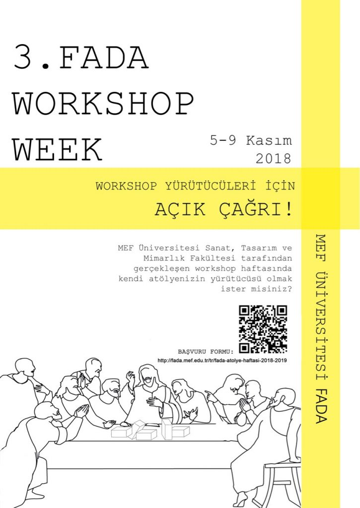 MEF FADA WORKSHOP WEEK