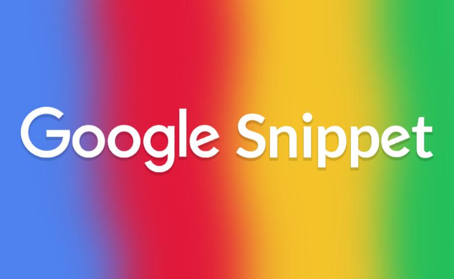 Google Snippet İle Daha Fazla Tık Mümkün!