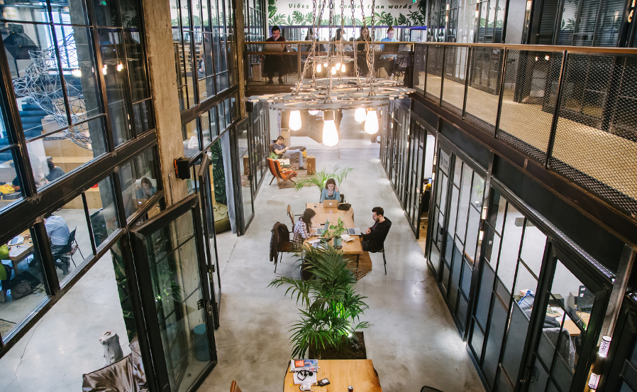 Paylaşımlı Ofiste Çalışmanın Yaratıcılığa Etkisi