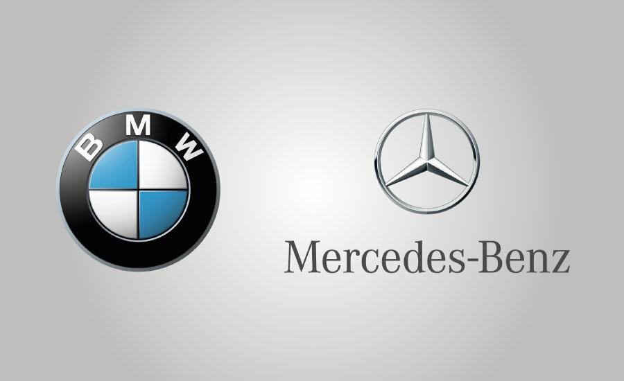 BMW'den Mercedes'e Esprili Reklam Filmi