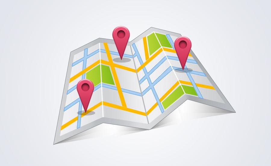 Google Haritalar ve Yerel Bulucu'daki Semboller