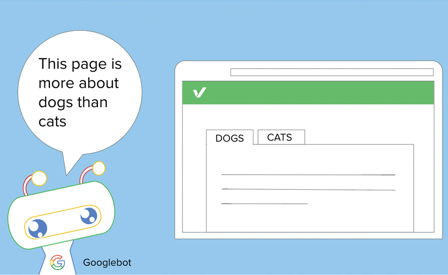Google Görünür İçeriğe Değer Veriyor