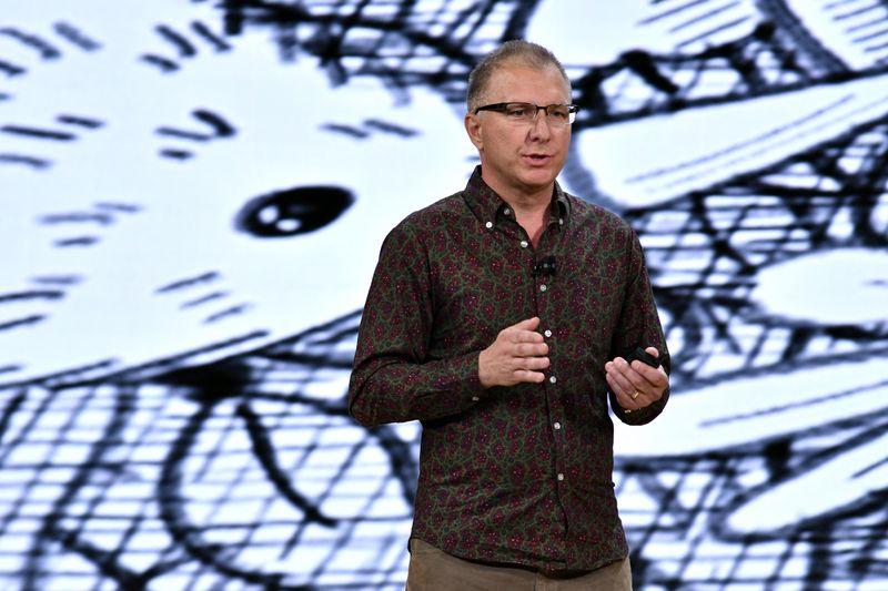 Greg Joswiak Apple Ürün Pazarlama Başkan Yardımcısı
