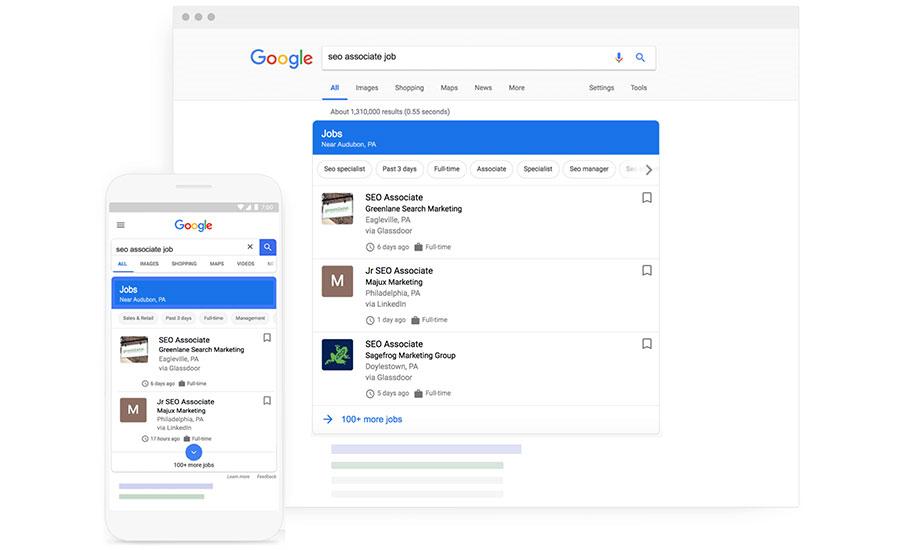 İş İlanı Verirken Google'da Üst Sıralarda Görünmenin Yolları