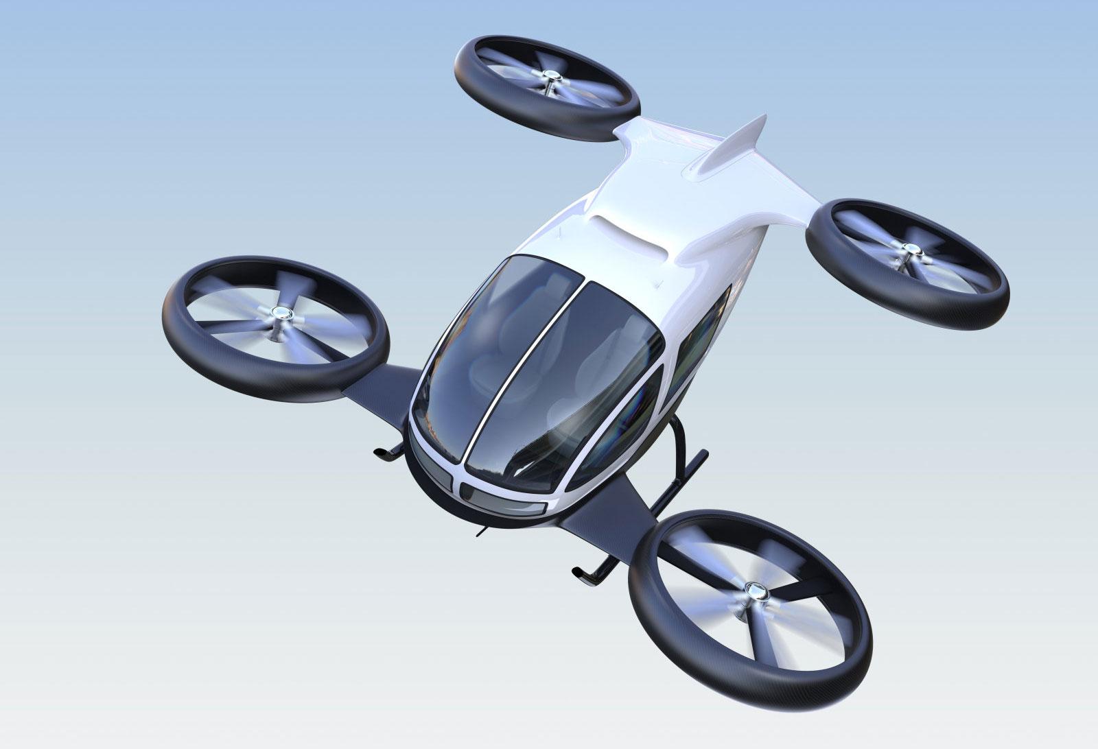 Japonya'nın Uçan Araba Tasarımları