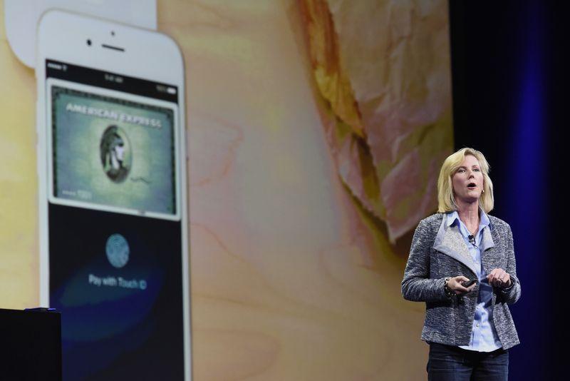 Jennifer Bailey Apple Pay Başkan Yardımcısı