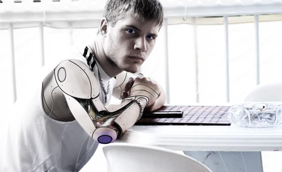 Makinelerle İnsanlar Karşı Karşıya