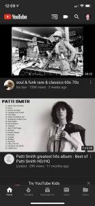 Youtube'un Karanlık Modu